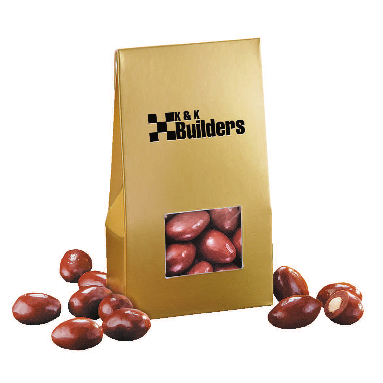 Golden Petite Rewards with Chocolate Almonds