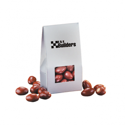 Silver Petite Rewards with Chocolate Almonds