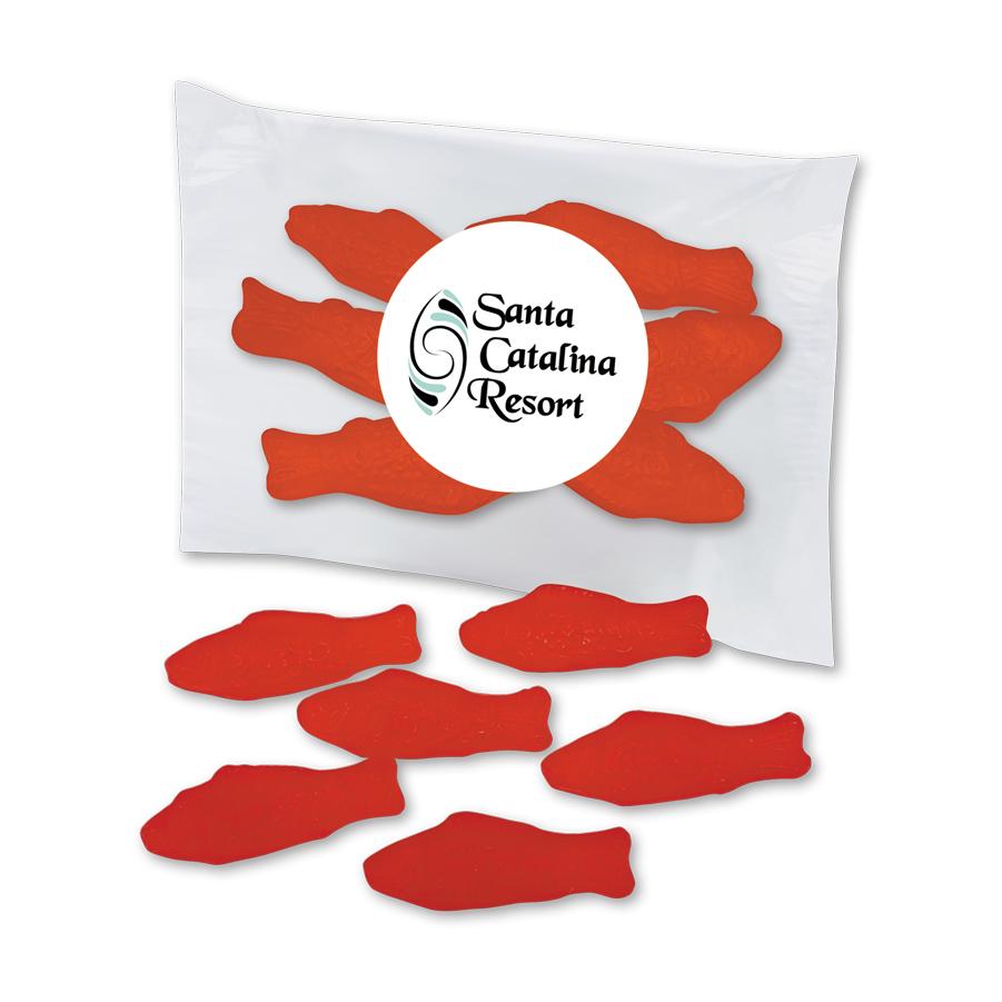Custom Labeled Swedish Fish