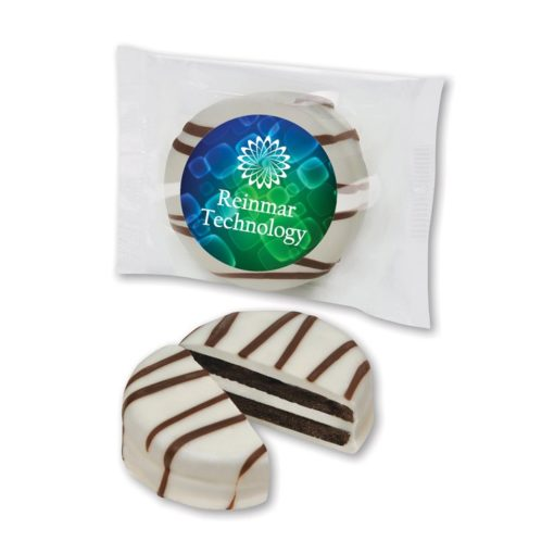 White Chocolate Covered Oreo® Cookie