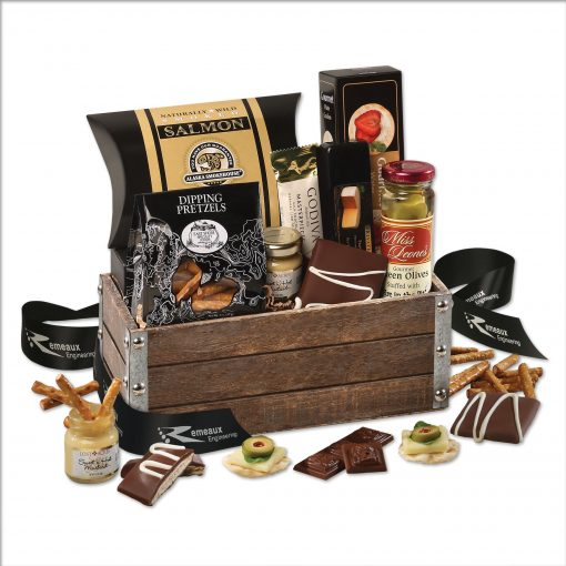 Entertainer Gift Basket