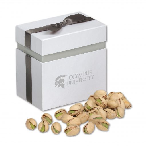 Jumbo California Pistachios in Elegant Treats Gift Box