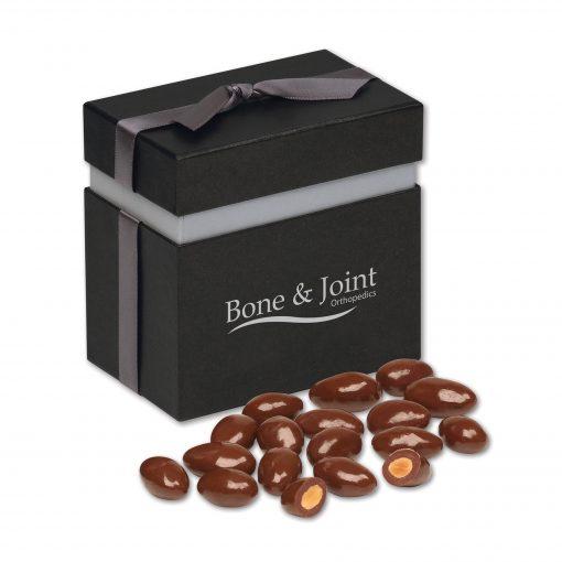 Milk Chocolate Covered Almonds in Elegant Treats Gift Box