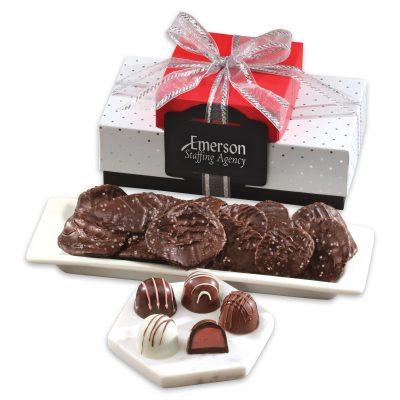 Exquisite Chocolate Gift Box
