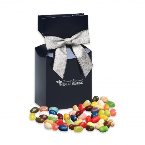 Jelly Belly® Jelly Beans in Navy Premium Delights Gift Box