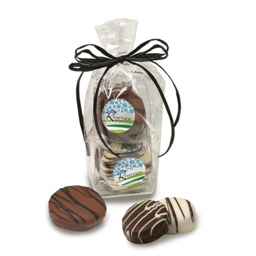 Four Chocolate Covered Oreos®