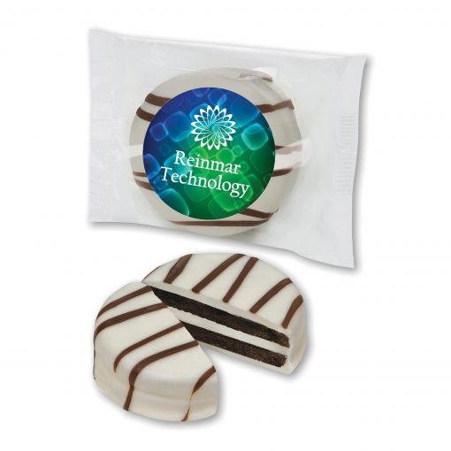 White Chocolate Covered Oreo® Cookie