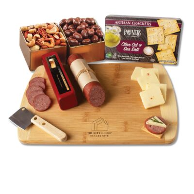 Shelf-Stable Charcuterie Party